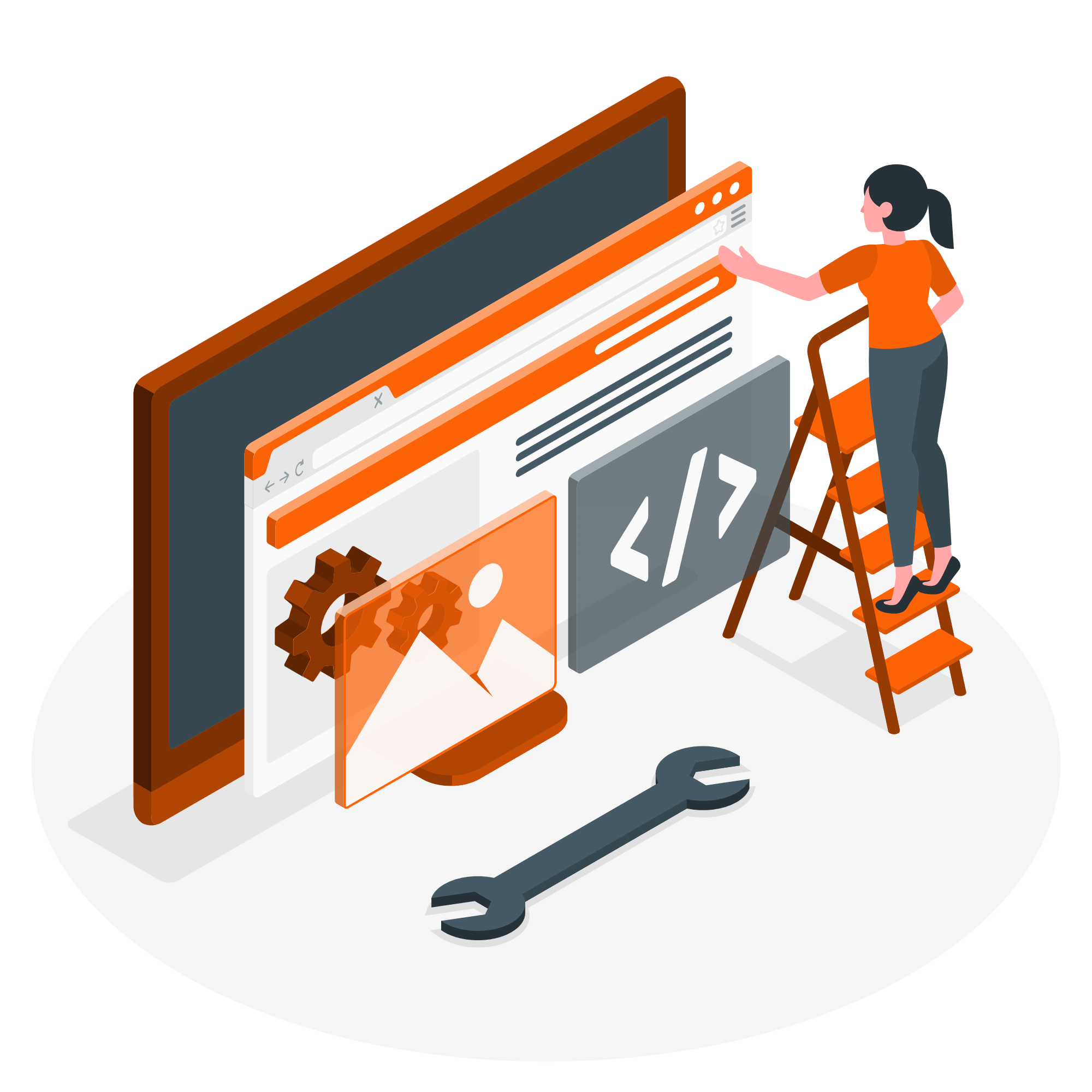 Maintaining Web Content